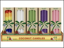 Picture of Fragrance Free Candles