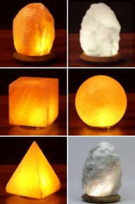 Picture of USB Salt Lamps