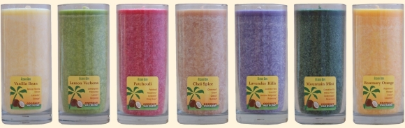 Photo of Aloha Jar Candles