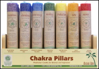 Picture of Chakra Pillar Candles