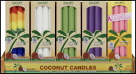 Picture of Coconut Tapers - 4 packs