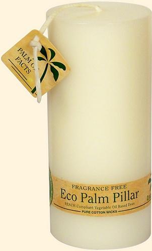 Pillars - Eco Palm Wax Candles - Aloha Bay