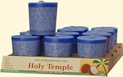 Holy Temple Coconut Votives